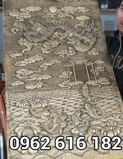 Bộ tranh đồng cá chép hóa rồng